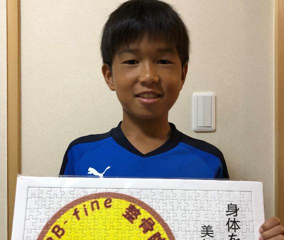 中学1年生 サッカー